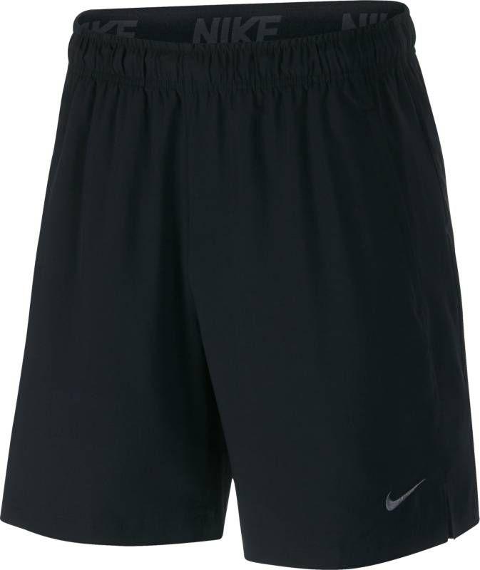 Шорты мужские Nike Flex Training Short, цвет: черный. 833271-010. Размер XL (52/54)