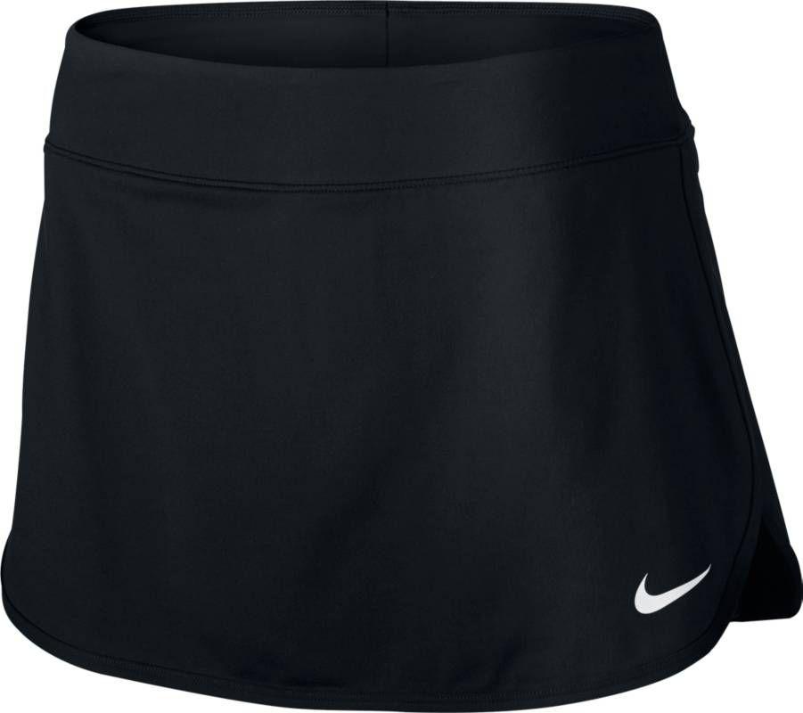Юбка для тенниса Nike Pure Skirt, цвет: черный. 728777-010. Размер XS (40/42) lole юбка lsw1410 hailey 2 skirt