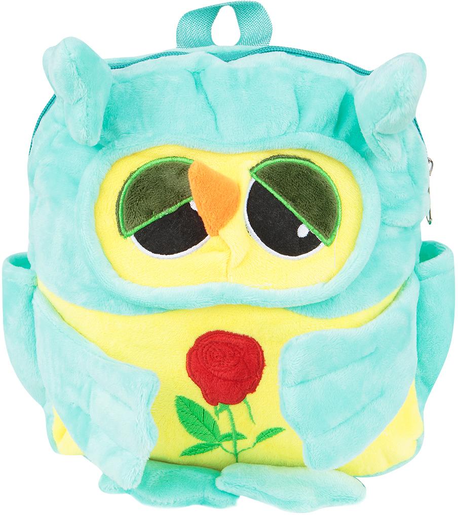 Рюкзак для девочки Vitacci, цвет: голубой. 1000000011