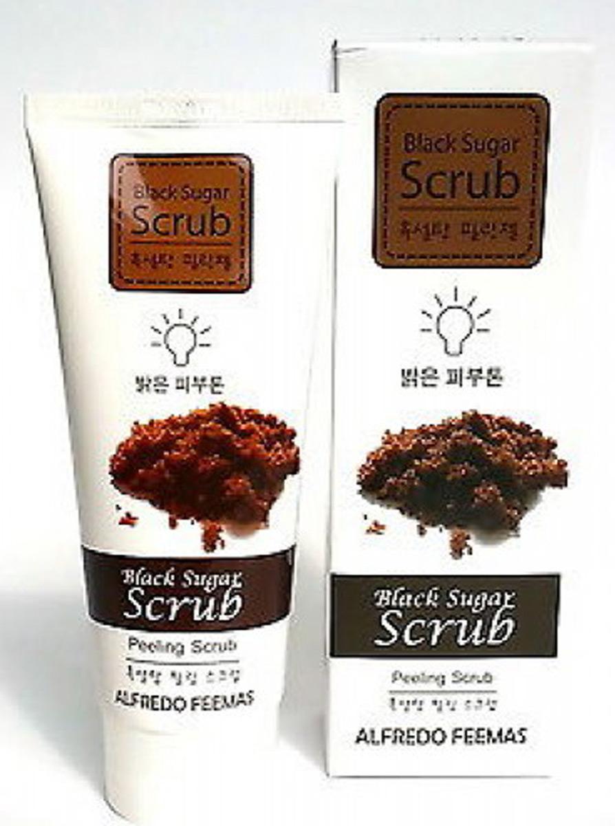 Пилинг-скраб с черным сахаром для чувствительной кожи, 180 мл, Lunaris115924Мягкий пилинг нежно очищает кожу, вытягивает загрязнения из глубины пор, насыщает влагой. Прекрасно тонизирует кожу и улучшает её текстуру. Частички сахара прекрасно шлифуют и выравнивают рельеф кожи. Использовать 2-3 раза в неделю.