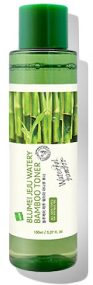 Увлажняющий гипоаллергенний тоник с экстрактом бамбука, 150 мл, Blumei