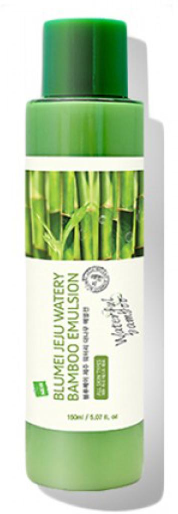 Увлажняющая гипоаллергенная эмульсия с экстрактом бамбука, 150 мл, Blumei увлажняющая эмульсия 100 мл hlavin увлажняющая эмульсия 100 мл