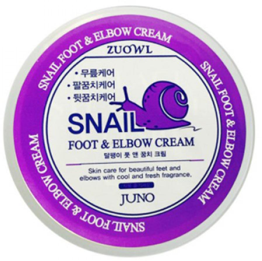 Крем для ног и локтей с улиткой, 100 мл, Juno451521Крем смягчает кожу ног и локтей, отшелушивает мертвые клетки кожи. Экстракт улитки увлажняет и омолаживает кожу. Стволовые клетки, содержащие большое количество воды, играют важную роль в процессах роста и воспроизводства. Растительные стволовые клетки в косметических средствах усиливают регенерацию кожи.