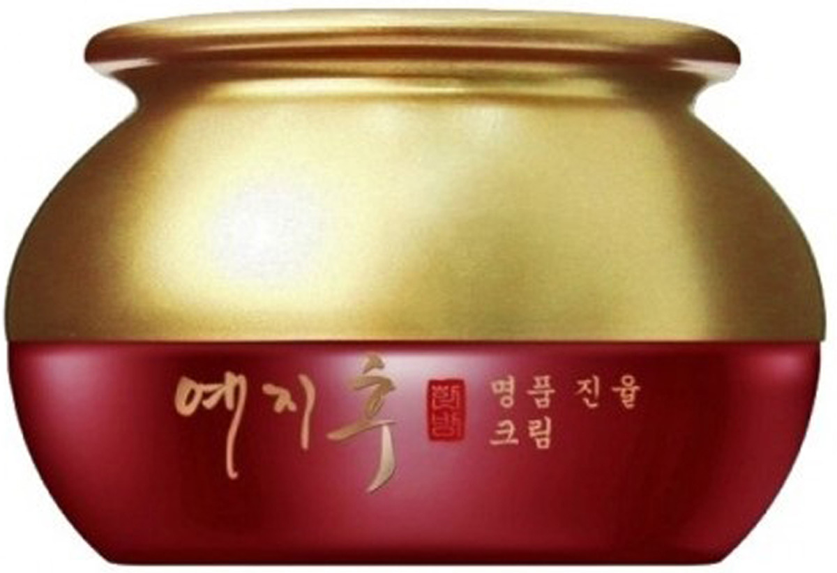 Крем с экстрактом красного женьшеня, 50 г, Yezihu крем с экстрактом икры антивозрастной 50 г bergamo