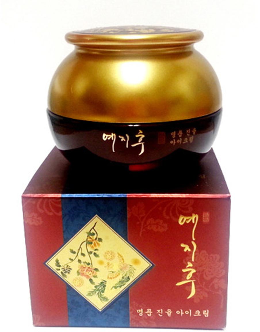 Крем для глаз с экстрактом красного женьшеня, 30г, Yezihu