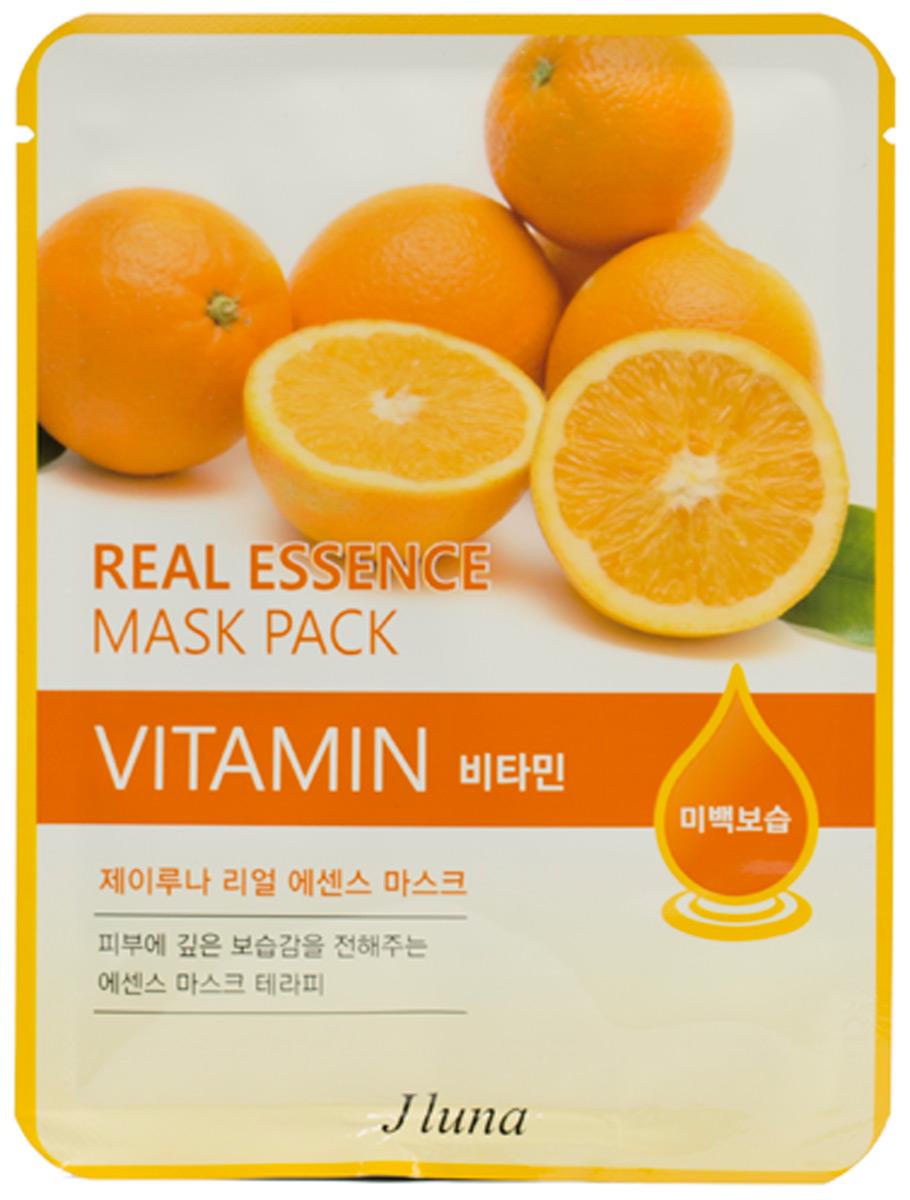 Тканевая маска с витаминами, 25 мл, Juno
