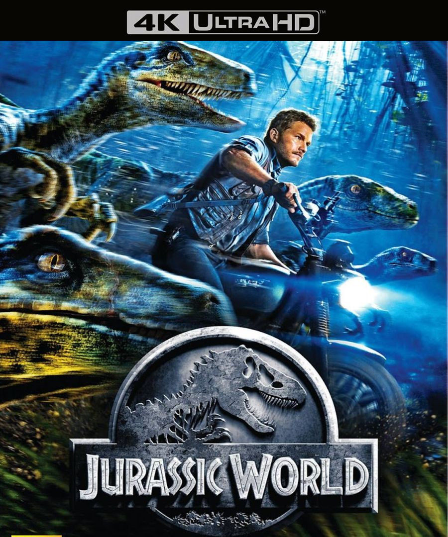 Мир Юрского периода (4K UHD Blu-ray) / The Lost World: Jurassic Park