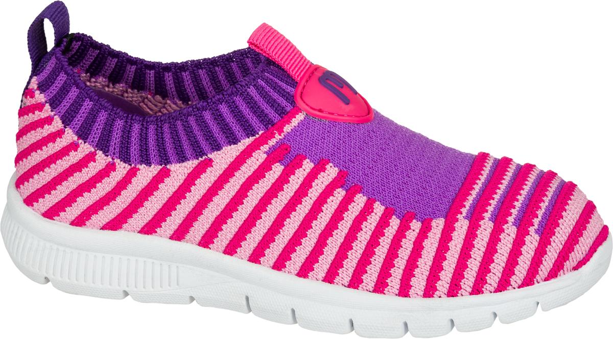 Кроссовки для девочки Mursu, цвет: фуксия, розовый, сиреневый. 203018. Размер 30203018Яркие кроссовки от Mursu подойдут для повседневной носки и для занятий спортом. Модель выполнена из качественного текстиля и оформлена оригинальным принтом. Подкладка и стелька из текстиля и натуральной кожи гарантируют комфорт при носке, а ярлычок на заднике помогает максимально легко надевать обувь. Гибкая подошва с рифлением обеспечивает идеальное сцепление с разными поверхностями.