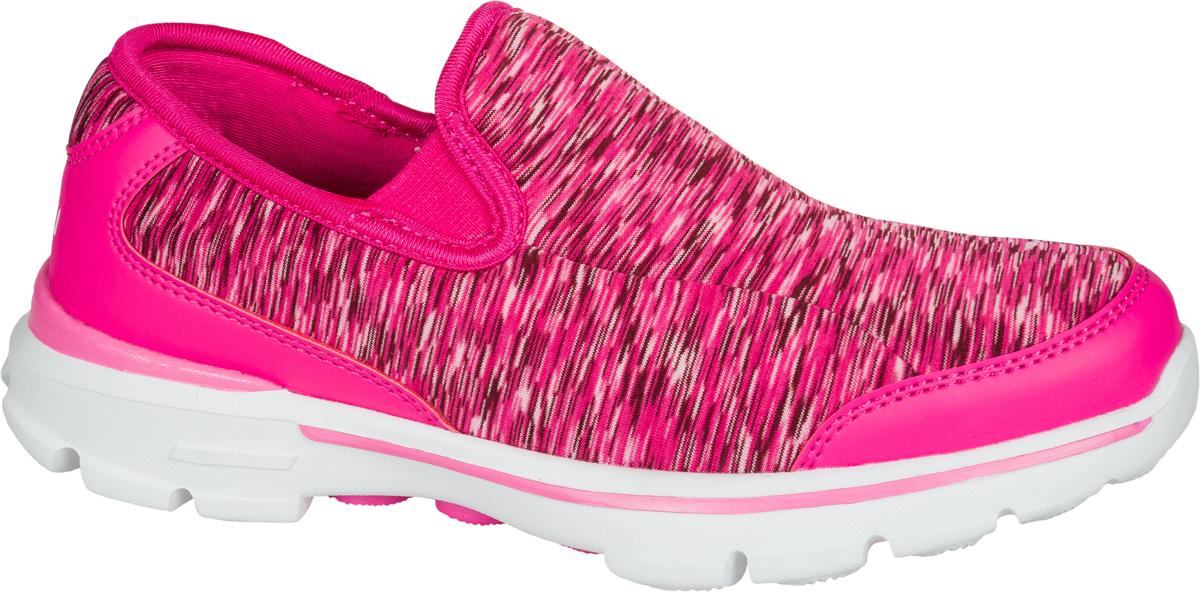 Кроссовки для девочки Mursu, цвет: фуксия. 203033. Размер 34203033Яркие кроссовки от Mursu подойдут для повседневной носки и для занятий спортом. Модель выполнена из качественного текстиля со вставками из искусственной кожи. Подкладка и стелька из текстиля и натуральной кожи гарантируют комфорт при носке, а эластичные вставки на подъеме помогают максимально легко надевать обувь. Гибкая подошва с рифлением обеспечивает идеальное сцепление с разными поверхностями.