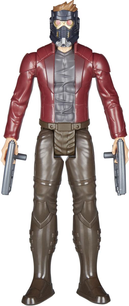 Avengers Игрушка Мстители Титаны Star-lord E0570_E1427 - Интерактивные игрушки