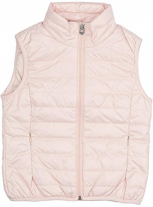 Жилет утепленный для девочки Baon, цвет: светло-розовый. BJ158001_Pearl. Размер 158 жилет утепленный baon baon ba007ewclcc0