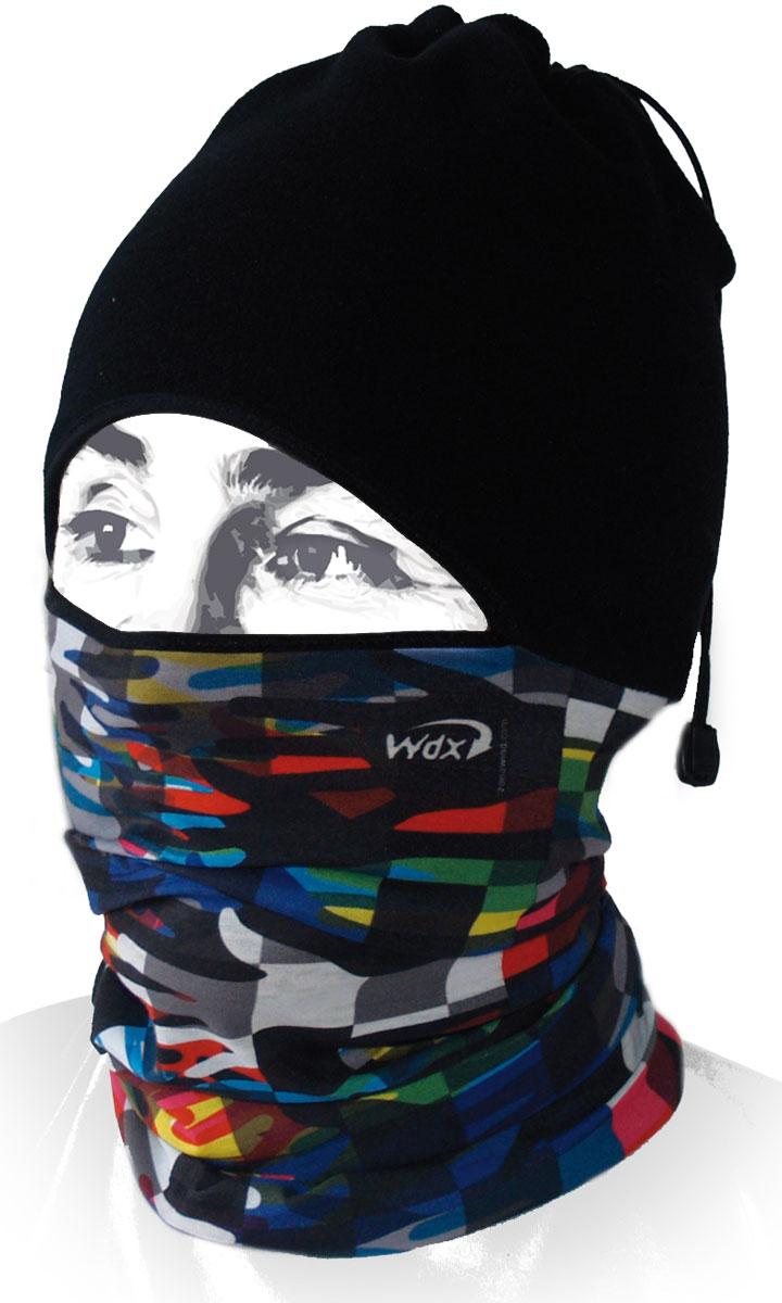 Шапка-бандана Wind X-Treme ArcticWind, цвет: черный, синий. 12018. Размер универсальный топор patriot pa 356 t7 x treme [777001300]
