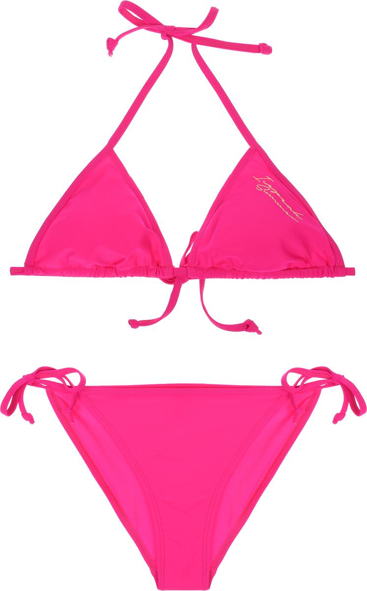 Купальник раздельный женский Icepeak, цвет: розовый. 965001810IV_661. Размер 42 (48)