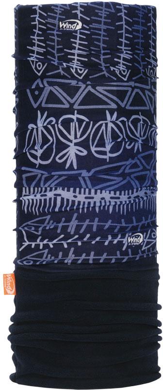 Бандана Wind X-Treme PolarWind, цвет: темно-синий. 2035. Размер универсальный топор patriot pa 356 t7 x treme [777001300]