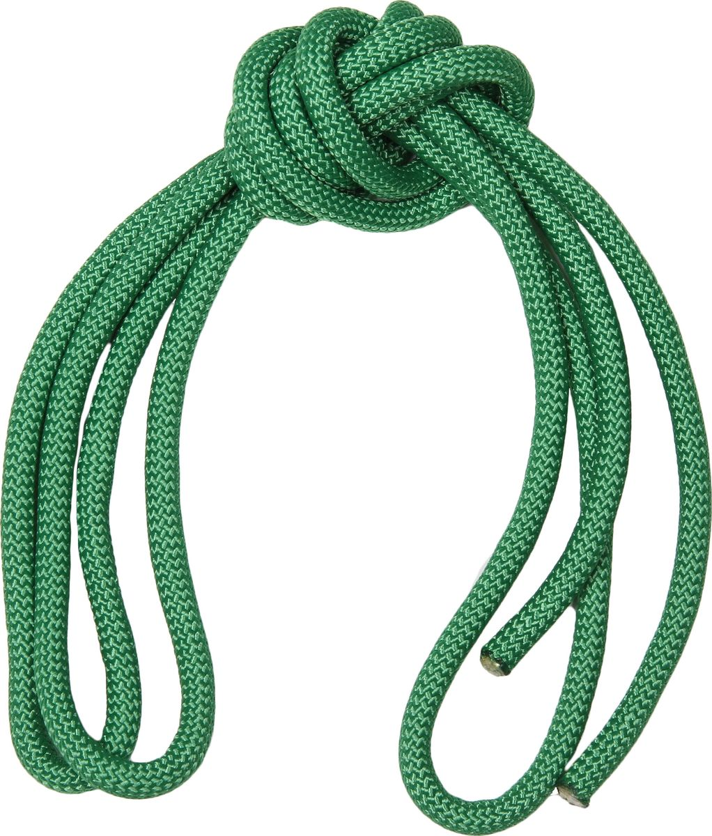 Скакалка гимнастическая Indigo, утяжеленная, цвет: зеленый, 2,5 м00021627Скакалка для художественной гимнастики Indigo достаточно тяжелая и хорошо летает, но в то же время мягкая и в процессе обучения прыжкам не хлещет по ногам. Такая скакалка очень удобна и практична.