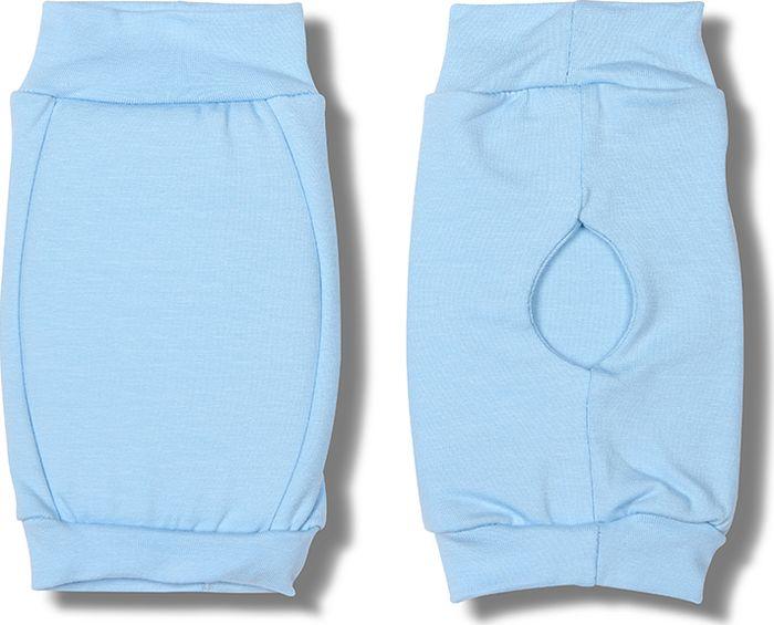 Наколенники для гимнастики и танцев Indigo, цвет: голубой, 2 шт. Размер XS indigo t3 к 2