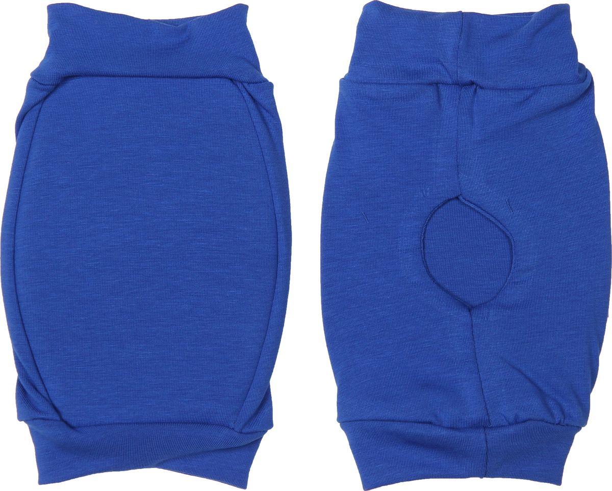 Наколенники для гимнастики и танцев Indigo, цвет: васильковый, 2 шт. Размер XS indigo t3 к 2