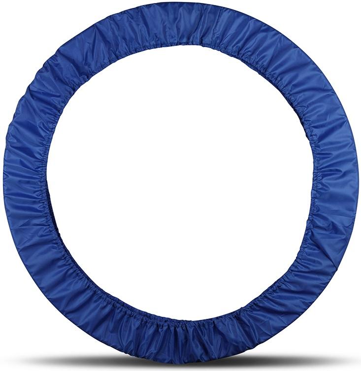 Чехол для обруча Indigo, цвет: синий, диаметр 60 х 90 см00022394Чехол для обруча от Российского производителя обеспечит его сохранность и удобство при транспортировке.Чехол для обруча - универсальный, рассчитан на все размеры обручей до 900 мм