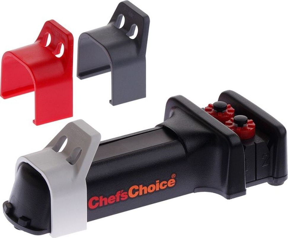 Станок для заточки ножей Chef'sChoice, профессиональный, цвет: красный, черный. CH/480KS