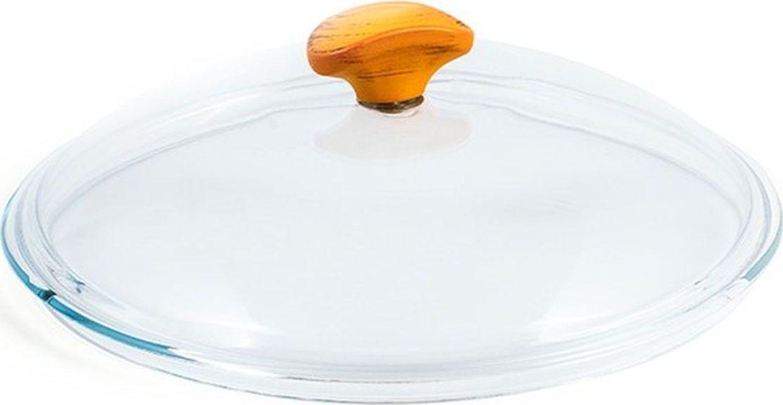Крышка для посуды оснащена ручкой с покрытием Soft Touch. Изделие выполнено из высококачественных материалов, произведено в Италии. Уход: Не применять агрессивных моющих и абразивных средств. Протирать мягкой влажной тканью.