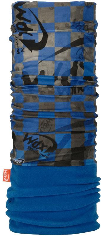 Бандана Wind X-Treme PolarWind, цвет: голубой. 2054. Размер универсальный2054Многофункциональный головной убор Wind X-Treme Polarwind - это современный предмет одежды, который защитит вас от самого лютого мороза благодаря комбинации флиса и микроволокна. Его можно использовать как шапку, бандану, маску, шарф, повязку, платок. Изделие обладает антибактериальным эффектом и подходит для занятий бегом, походов, скалолазания, езды на велосипеде, сноуборда, катания на лыжах, мотоциклах, игры в хоккей, а также для повседневного использования.Сочетание ткани и флиса гарантирует дополнительные тепло и комфорт, отведение влаги, быстрое высыхание. Бандана-туда подходит для обхвата головы 53-62 см.