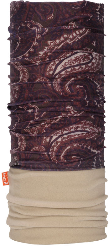 Бандана Wind X-Treme PolarWind, цвет: бежевый, коричневый. 2055. Размер универсальный топор patriot pa 356 t7 x treme [777001300]