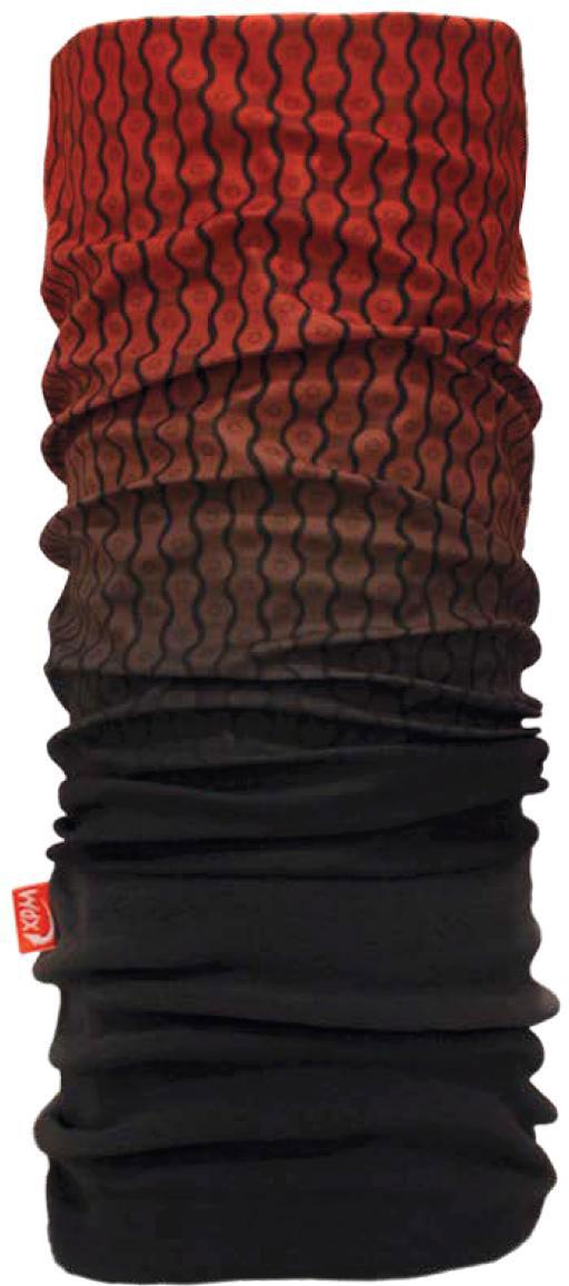 Бандана Wind X-Treme PolarWind, цвет: черный, красный. 2072. Размер универсальный топор patriot pa 356 t7 x treme [777001300]