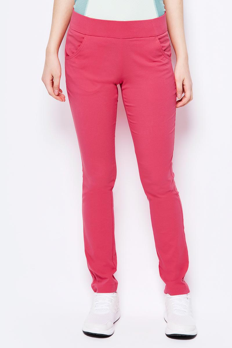 Купить Брюки женские Columbia Anytime Casual Pull On Pant, цвет: красный. 1756431-653. Размер XS (42)