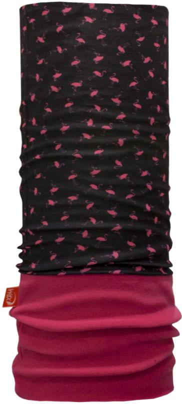 Бандана Wind X-Treme PolarWind, цвет: красный, черный. 2103. Размер универсальный топор patriot pa 356 t7 x treme [777001300]