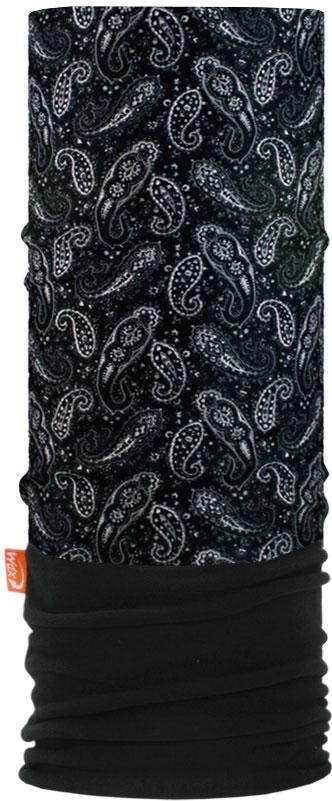 Бандана Wind X-Treme PolarWind, цвет: черный, белый. 2197. Размер универсальный2197Многофункциональный головной убор Wind X-Treme Polarwind - это современный предмет одежды, который защитит вас от самого лютого мороза благодаря комбинации флиса и микроволокна. Его можно использовать как шапку, бандану, маску, шарф, повязку, платок. Изделие обладает антибактериальным эффектом и подходит для занятий бегом, походов, скалолазания, езды на велосипеде, сноуборда, катания на лыжах, мотоциклах, игры в хоккей, а также для повседневного использования.Сочетание ткани и флиса гарантирует дополнительные тепло и комфорт, отведение влаги, быстрое высыхание. Бандана-туда подходит для обхвата головы 53-62 см.