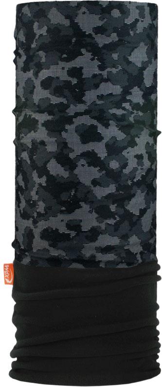 Бандана Wind X-Treme PolarWind, цвет: черный, серый. 2198. Размер универсальный2198Многофункциональный головной убор Wind X-Treme Polarwind - это современный предмет одежды, который защитит вас от самого лютого мороза благодаря комбинации флиса и микроволокна. Его можно использовать как шапку, бандану, маску, шарф, повязку, платок. Изделие обладает антибактериальным эффектом и подходит для занятий бегом, походов, скалолазания, езды на велосипеде, сноуборда, катания на лыжах, мотоциклах, игры в хоккей, а также для повседневного использования.Сочетание ткани и флиса гарантирует дополнительные тепло и комфорт, отведение влаги, быстрое высыхание. Бандана-туда подходит для обхвата головы 53-62 см.