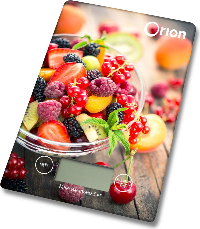 Orion ВБК-СП02-5КГ весы кухонные