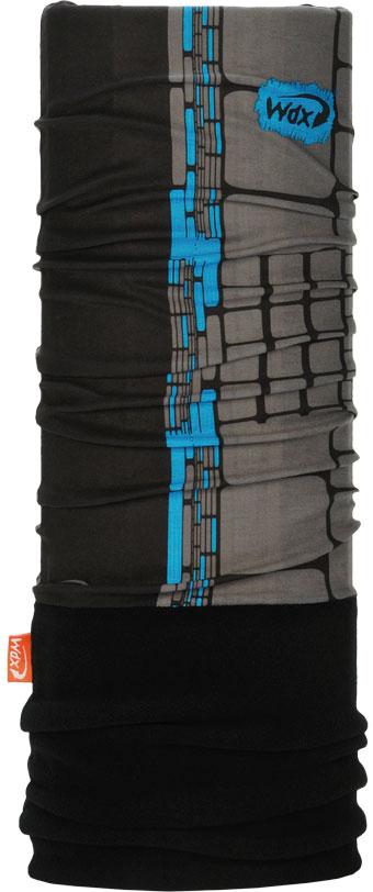 Бандана Wind X-Treme PolarWind, цвет: черный, голубой. 2264. Размер универсальный топор patriot pa 356 t7 x treme [777001300]