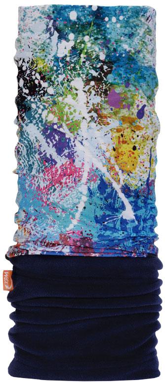 цена Бандана Wind X-Treme PolarWind, цвет: синий, голубой. 2272. Размер универсальный