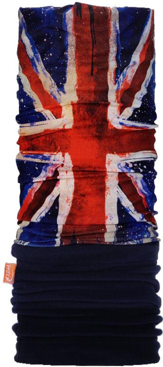Бандана Wind X-Treme PolarWind, цвет: черный, красный, синий. 2277. Размер универсальный топор patriot pa 356 t7 x treme [777001300]