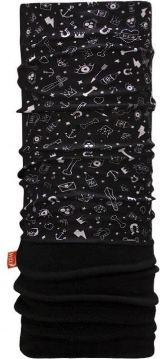 Бандана Wind X-Treme PolarWind, цвет: черный. 2100. Размер универсальный топор patriot pa 356 t7 x treme [777001300]