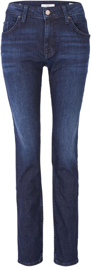 Джинсы женские Mustang Sissy Slim, цвет: синий. 1005175-5000-882. Размер 32-32 (48-32)
