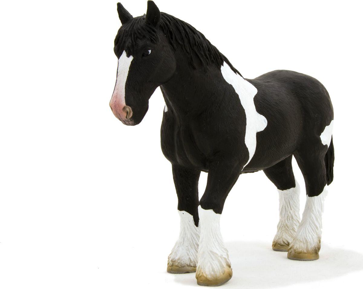 Mojo Фигурка Лошадь клейдесдальской породы рюкзак детский mojo pax mojo pax рюкзак boombox с колонками черный белый