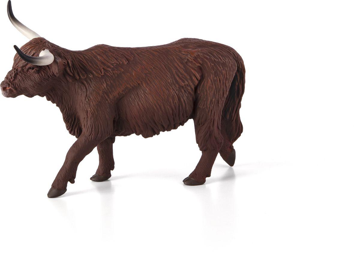 Mojo Фигурка Шотландская хайлендская корова рюкзак детский mojo pax mojo pax рюкзак boombox с колонками черный белый