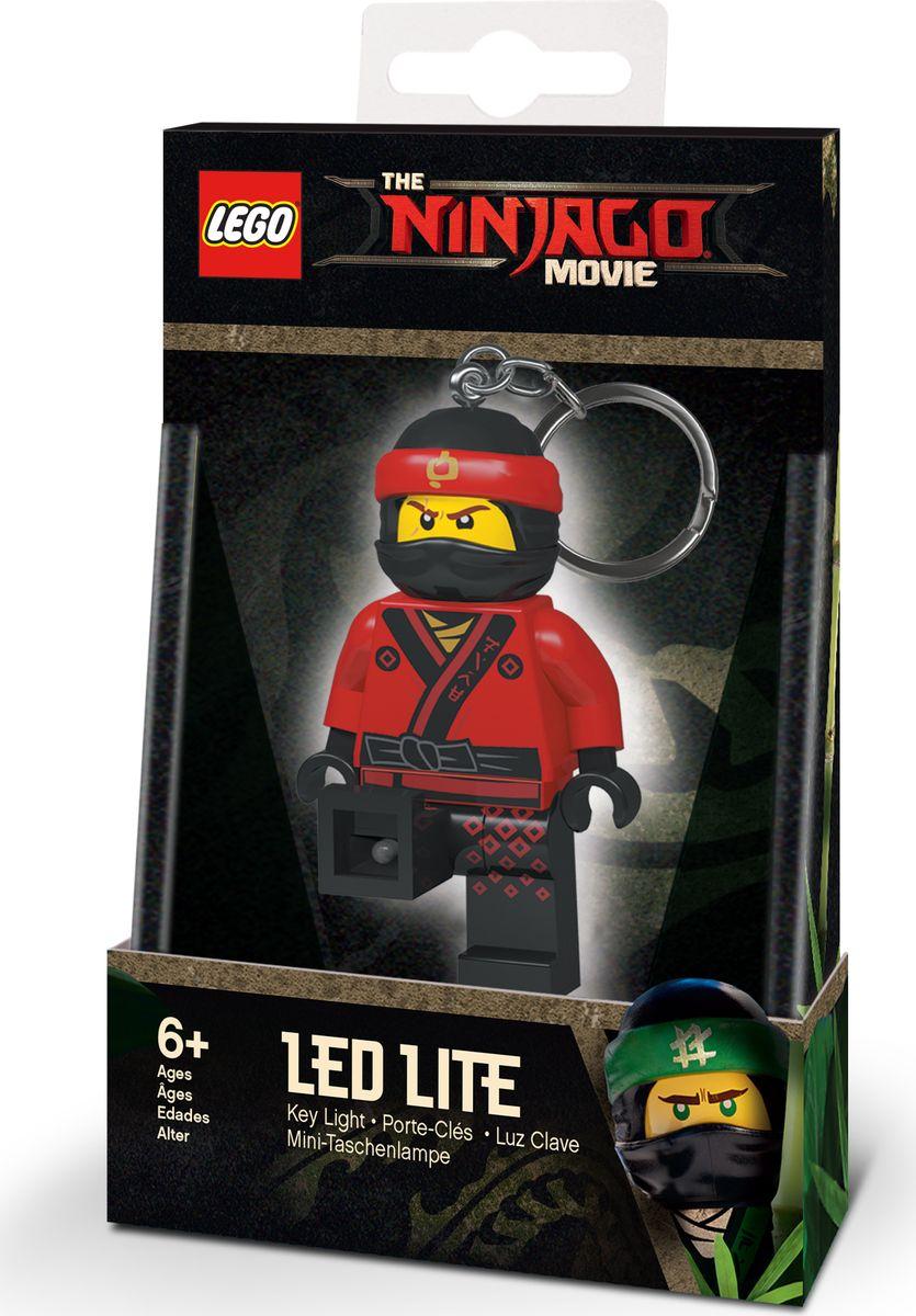 LEGO Брелок-фонарик для ключей Ninjago Movie Kai брелоки lego брелок фонарик для ключей lego friends emma