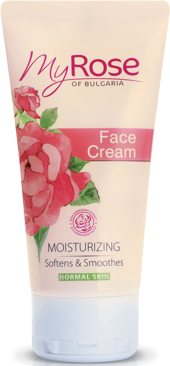 My Rose of Bulgaria Крем для лица дневной увлажняющий Face Cream, 50 мл paleo ecological reconstruction of perunika village region bulgaria