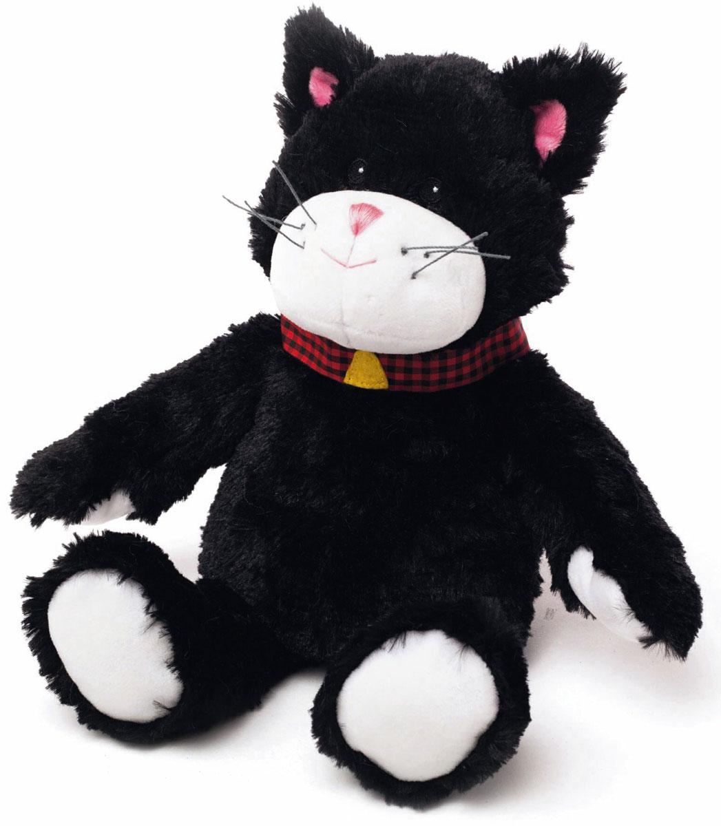 Warmies Игрушка-грелка Черный Кот - Мягкие игрушки