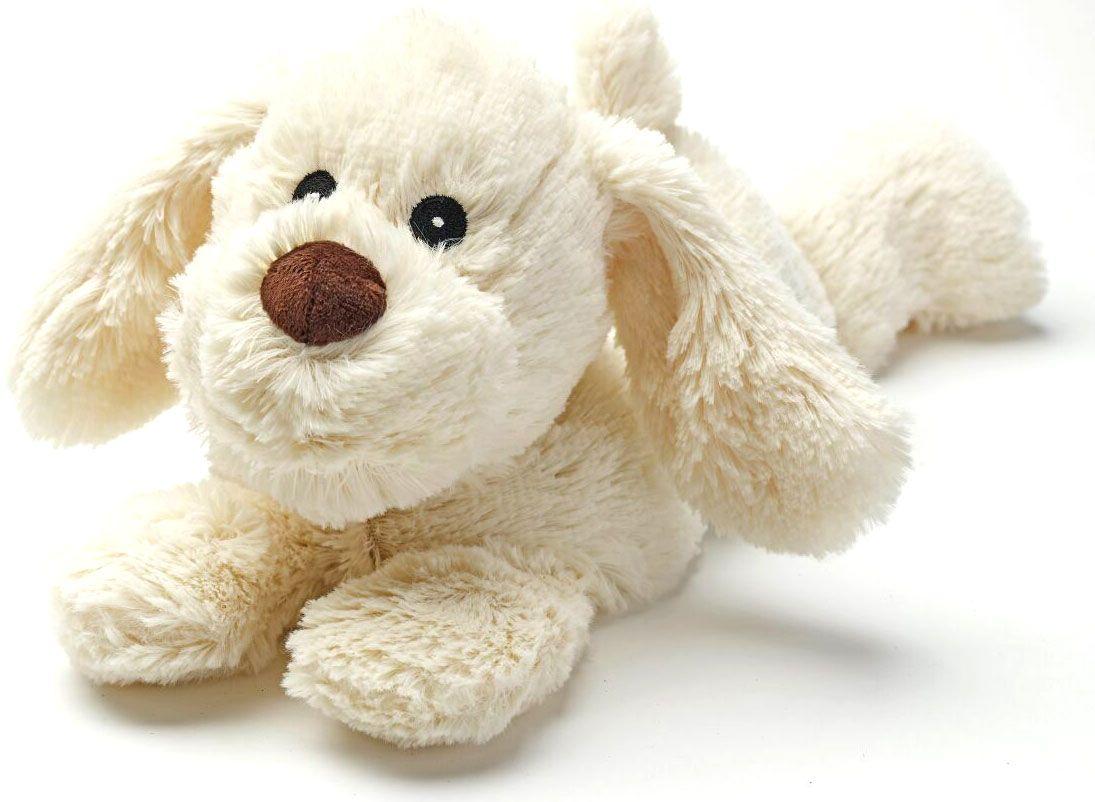 Warmies Игрушка-грелка Кремовый Щенок грелки warmies cozy plush игрушка грелка дракон