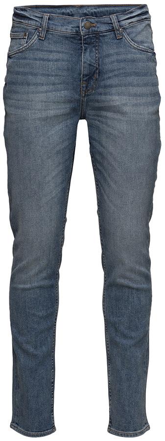 Джинсы мужские Cheap Monday, цвет: синий. 0528619. Размер 34-32 (52-32) джинсы женские cheap monday 688 washed black slim