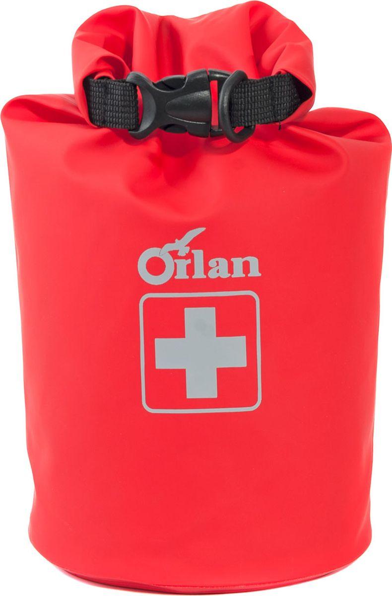 Аптечка Orlan Экстрим, герметичная с вкладышем, цвет: красныйGA06B106B101L5XВ отпуске, на курорте, походе или путешествии необходимый атрибут - аптечка Orlan Экстрим. Сохранность лекарств в условиях сильного ливня, морской воды, снега и грязи - основная задача. Аптечная сумка в исполнении гермомешка идеальный вариант. Несколько оборотов верхнего края с фиксацией на застежки Квик Лок и ваши вещи надежно защищены. Функциональный вкладыш с прозрачными вставками и отсеками на молнии позволят быстро сориентироваться в нужный момент. Отправляясь в путешествие помните о своем здоровье и безопасности в пути!