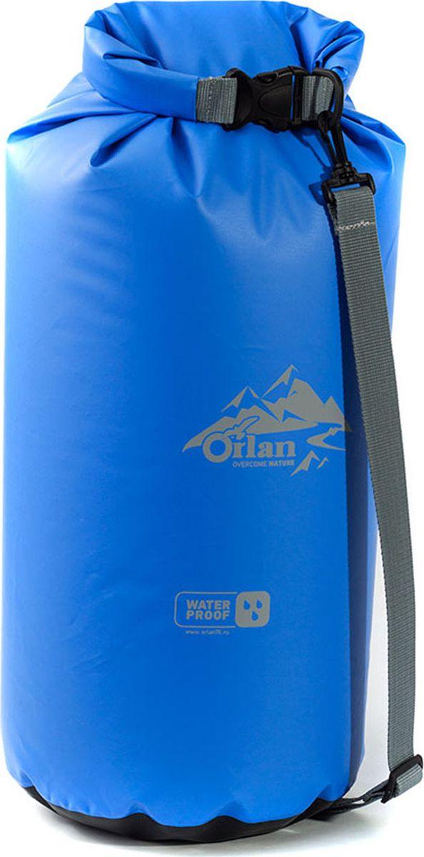 Гермомешок Orlan Экстрим, цвет: голубой, 30 л гермомешок orlan экстрим цвет красный 30 л