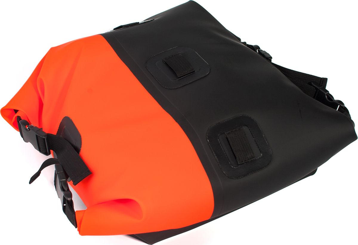 Баул для мотоциклов и велосипедов Orlan Экстрим, цвет: оранжевый, черный, 10 л 3m left angle 90 degree 5pin micro b male to usb 2 0 a male adapter converter long data charge cable cord