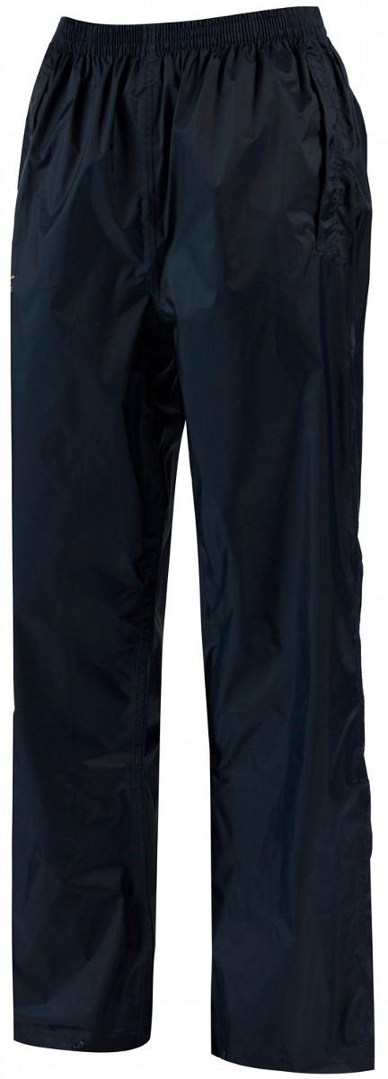 Брюки спортивные женские Regatta Wms Pack It O/Trs, цвет: темно-синий. RWW158-20I. Размер S (40/42) брюки мужские regatta xert str trs ii цвет черный rmj177 800 размер 56