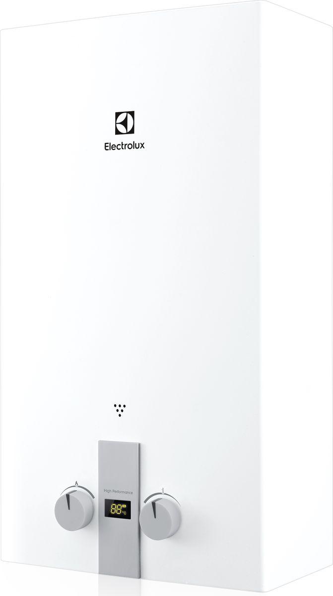 Electrolux GWH10HighPerformace, White водонагреватель проточныйНС-1139042Модель с электронным розжигом. LCD дисплей с индикацией температуры нагрева воды, индикацией уровня заряда батареи. Теплообменник из бескислородной меди, НЕ СОДЕРЖИТ свинец. Многоуровневая система безопасности. Гарантия 2 года.