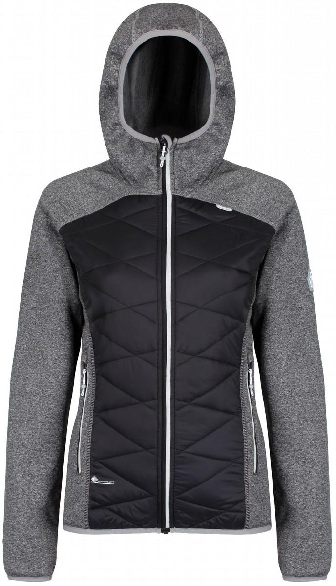 Куртка женская Regatta Wmns Andreson III, цвет: черный. RWN114-826. Размер 18 (50) куртка утепленная regatta regatta re036ewwnb24